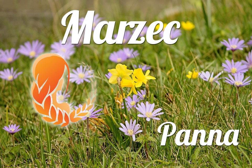 Panna horoskop Marzec