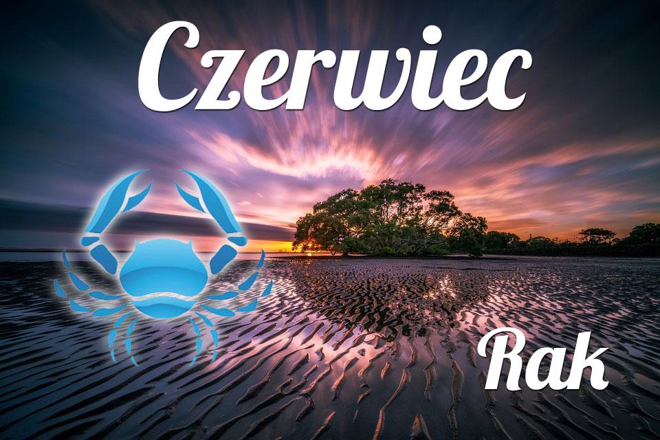 Rak horoskop Czerwiec