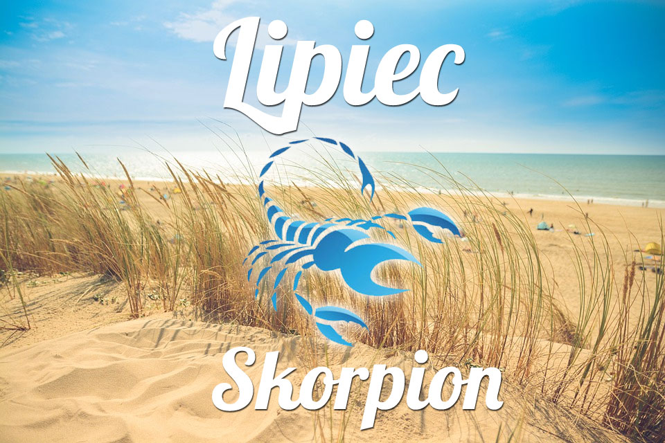 Skorpion horoskop Lipiec