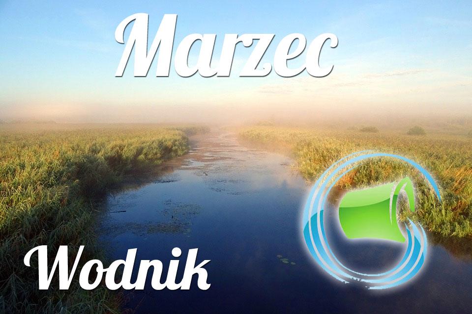 Wodnik horoskop Marzec