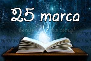 25 marca