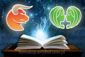Byk + Bliźnięta - horoskop partnerski