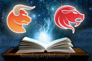 Byk + Lew - horoskop partnerski