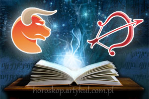 Byk + Strzelec - horoskop partnerski