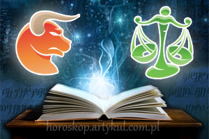 Byk + Waga - horoskop partnerski