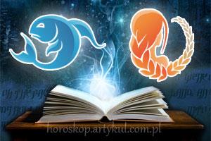 Ryby + Panna - horoskop partnerski