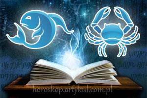 Ryby i Rak - horoskop partnerski