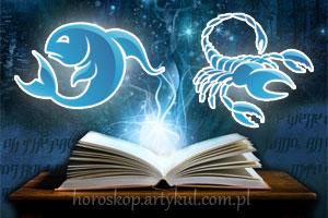 Ryby i Skorpion - horoskop partnerski