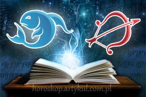 Ryby i Strzelec - horoskop partnerski