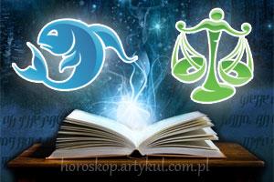 Ryby i Waga - horoskop partnerski