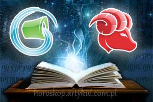 Wodnik + Baran - horoskop partnerski