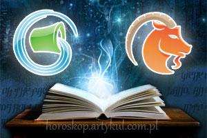 Wodnik + Koziorożec - horoskop partnerski