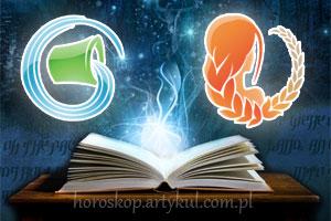 Wodnik + Panna - horoskop partnerski
