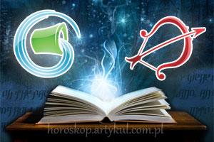Wodnik + Strzelec - horoskop partnerski
