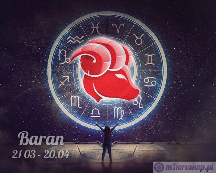 znak zodiaku baran