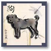 Człowiek-Pies to raczej  urodzony pesymista.