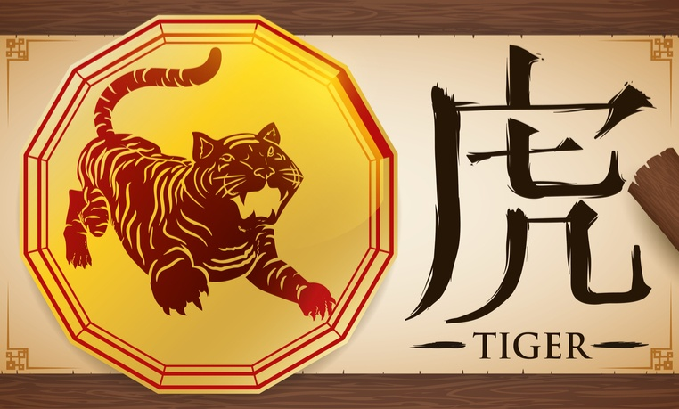Tygrys - cechy charakteru