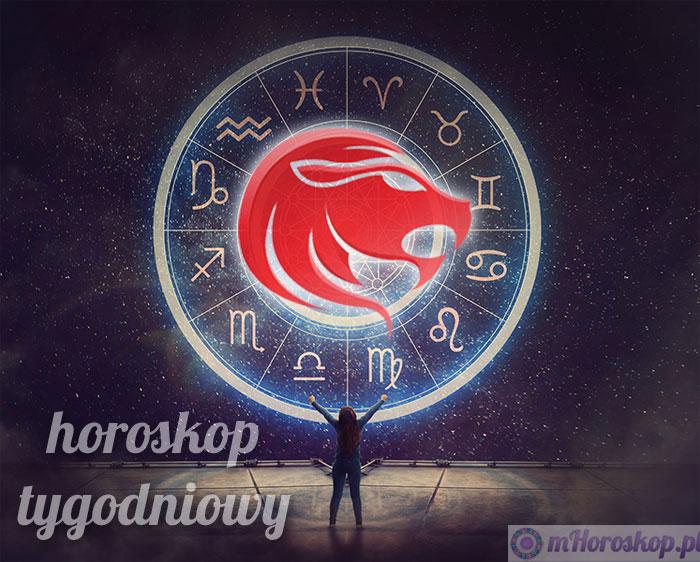 lew horoskop tygodniowy
