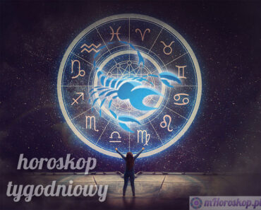 skorpion horoskop tygodniowy