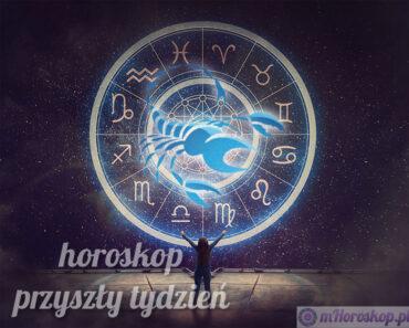 skorpion horoskop na przyszły tydzień