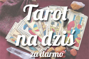 tarot na dzis za darmo