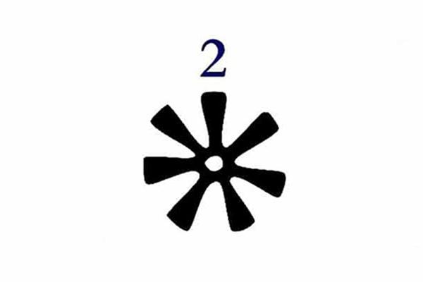 Wybierz jeden z afrykańskich symboli i sprawdź, co się pod nim kryje. Te znaki to coś więcej niż zwykłe kleksy i mają niebagatelne znaczenie