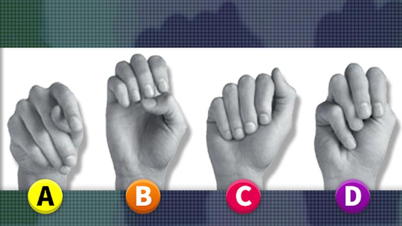 Która z tych dłoni należy do kobiety? Ujawnij prawdę i odkryj, co najbardziej cenią w Tobie inni