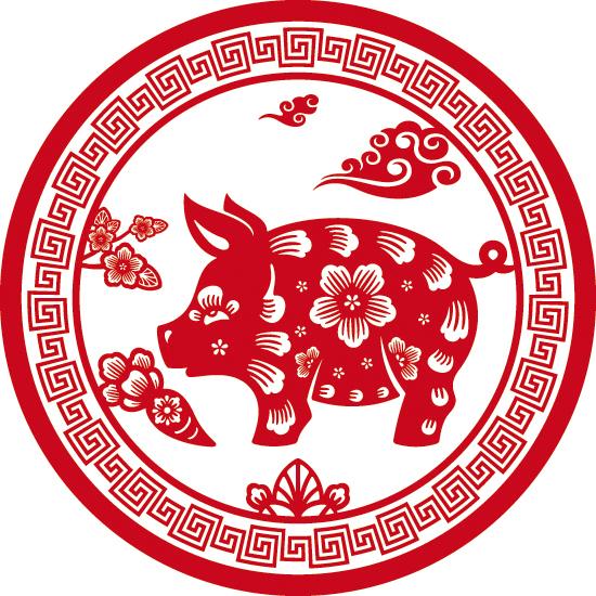 Świnia - horoskop chiński 2020