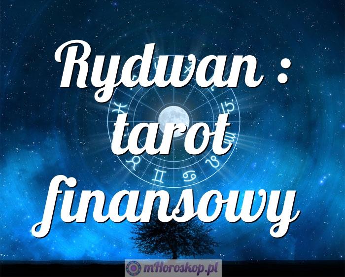 Rydwan : tarot finansowy