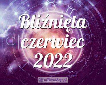 Bliźnięta czerwiec 2022