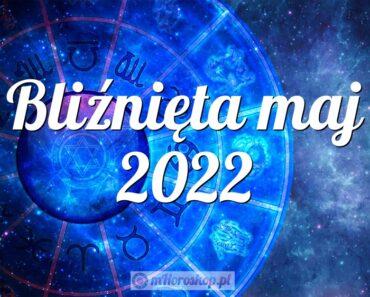 Bliźnięta maj 2022