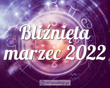Bliźnięta marzec 2022