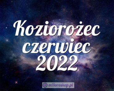 Koziorożec czerwiec 2022