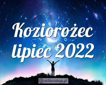 Koziorożec lipiec 2022