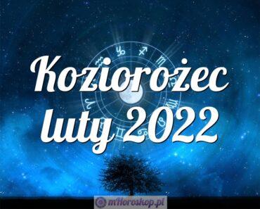 Koziorożec luty 2022