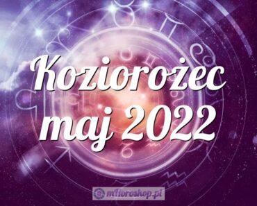 Koziorożec maj 2022