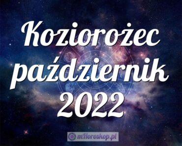 Koziorożec październik 2022
