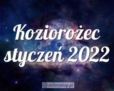 Koziorożec styczeń 2022