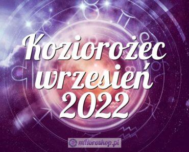 Koziorożec wrzesień 2022