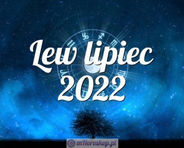 Lew lipiec 2022