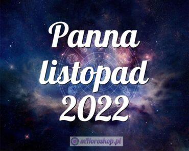 Panna listopad 2022