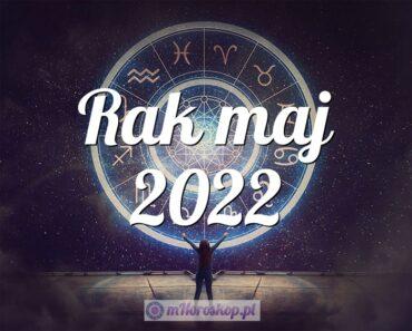 Rak maj 2022