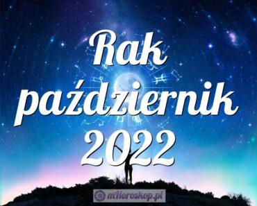 Rak październik 2022