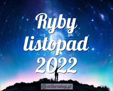 Ryby listopad 2022