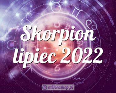 Skorpion lipiec 2022