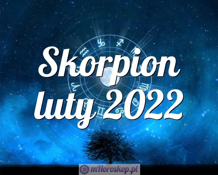 Skorpion luty 2022