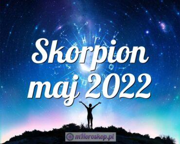 Skorpion maj 2022