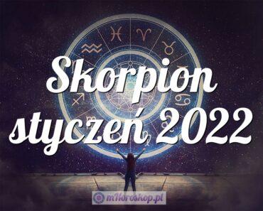 Skorpion styczeń 2022