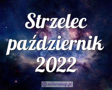 Strzelec październik 2022