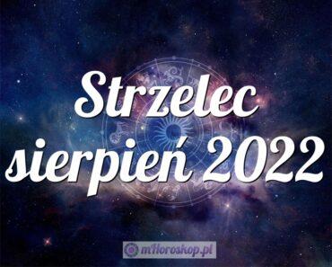 Strzelec sierpień 2022